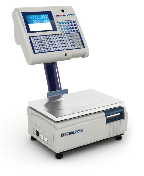 Balances électroniques - SUPREMA - POLAR-PLC